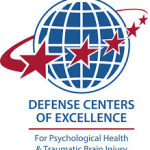 Logo for the Defense Centers of Excellence